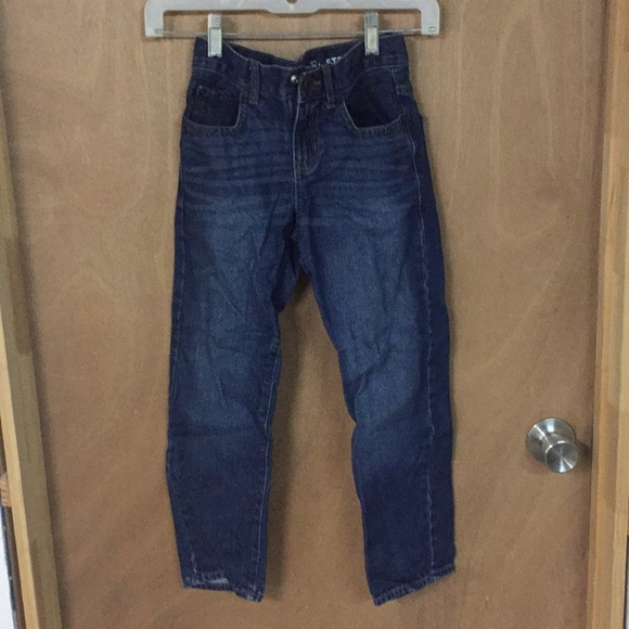 Children's Place Other - Boys denim jeans straight